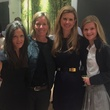 Ann Mashburn, from left, Boo Kennedy, Blakely Gibbs and Eliza Gibs at Sid Mashburn + Ann Mashburn Houston Anniversary Party December 2014