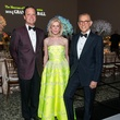 3 Christopher Gardner, from left, Frances Marzio and Gary Tinterow at the MFAH Grand Gala Ball October 2014