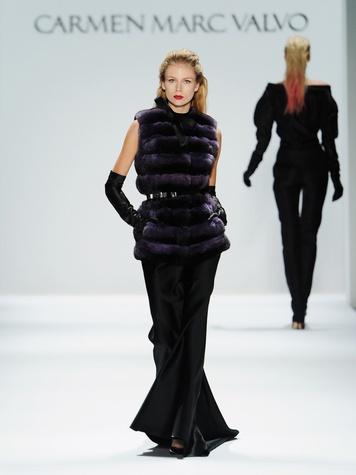 Fashion Week fall 2013, Carmen Marc Valvo