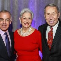 News, Shelby, Holocaust museum luncheon, Nov. 2015,  David Brooks, Velva Levine, Fred Levine.