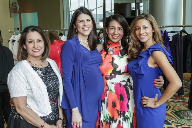 Houston, News, Shelby, Latin Women's Initiative, May 2015, Cynthia Colbert, Lisa Uresti, Veronica Chapa, Angela Platsas