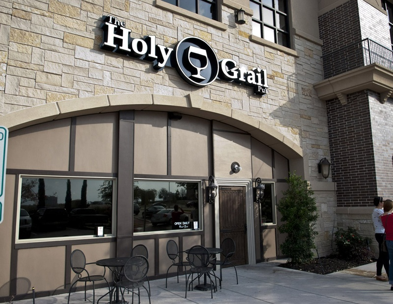 Image result for The Holy Grail Pub