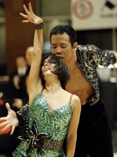 Houston USA Dance presents Red Hot Ballroom!
