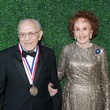 Texas Medal of Arts Awards 2015 Emilio Nicolas Sr. Irma Nicolas