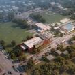9, Emancipation Park, rendering