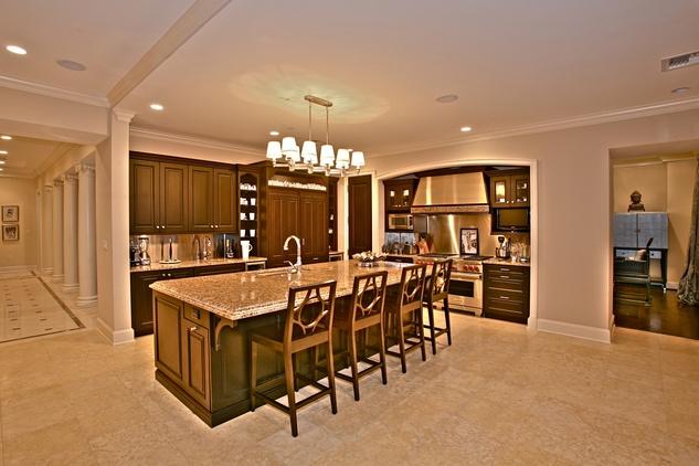 Kitchen at 2525 N. Pearl #1102B