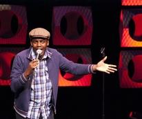 Austin Photo Set: News_moontower comedy_john mulaney_april 2012_baron vaughn