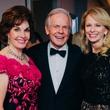 Sherry and Jim Smith, left, with Susan Sarofim at the Circle of Life Gala April 2015