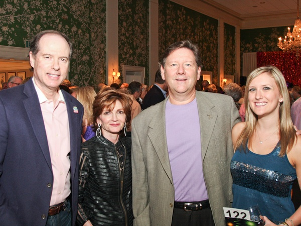 9, Camp for All Gala, February 2013, Gary Miller, Toni Miller, Tom Behanick, Whitney Behanick