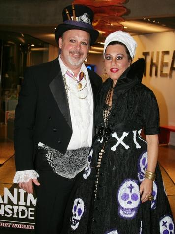 Gala Chairs Dr. Kurt and Leslie Kitziger, Bone Bash