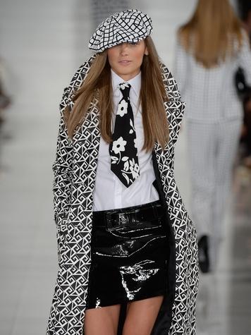 Fashion Week spring summer 2014 Ralph Lauren Collection Spring 2014 Look 08