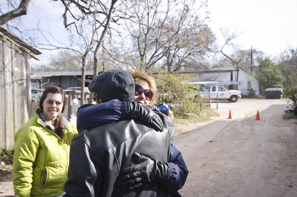 Austin Photo Set: News_jon_texas river school_fundraiser_march 2013_12