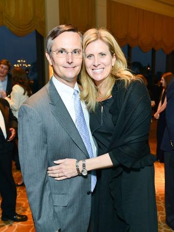 Blake and Jeanne Pfeffer