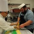Quattro cooking class