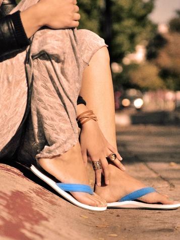 Hari Mari flip flops