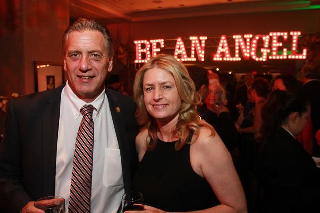 Be An Angel Gala 2015 Sweet Affair Dave & Michelle Muzyka (Honoree)