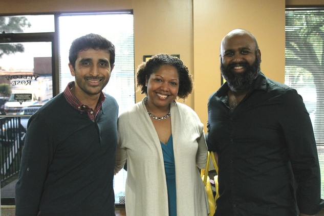 Houston, Houston Young Lawyers and South Asian Bar Associations YP Event, June 2015, Chirag Patel, Anita Barksdale, Dustin Jesudason