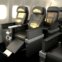 American Airlines seating
