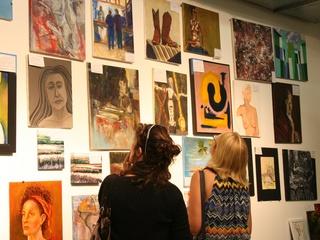 Glassell Studio School Student Art Sale
