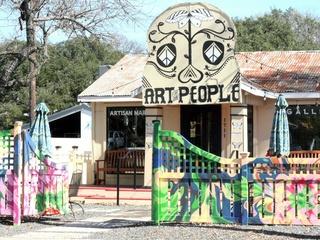 Art for the People presents WEST Austin Studio Tour