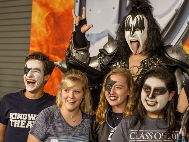 KISS Kingwood High Hurricane Harvey