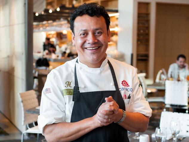Chef Hugo Ortega