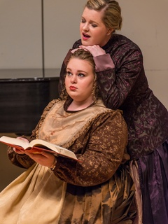 """University of St. Thomas presents """"A Night of Scenes from Musical Theater And Operetta"""""""