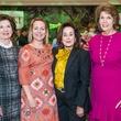 Houston Symphony Children's Fashion Show, March 2016,Mary Lynn Marks, Darlene Clark, Betty Tutor, Lilly Andress