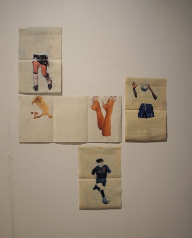 Houston Fine Art Fair 2013, Javier Gonzalez