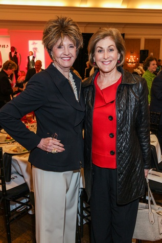 News, Shelby, Harriet Hart, Karen Winston, Salvation Army Reflections on Style, April 2014