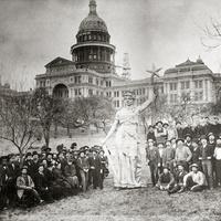 Austin Photo Set: News_cody_imagine austin before_april 2012_statue