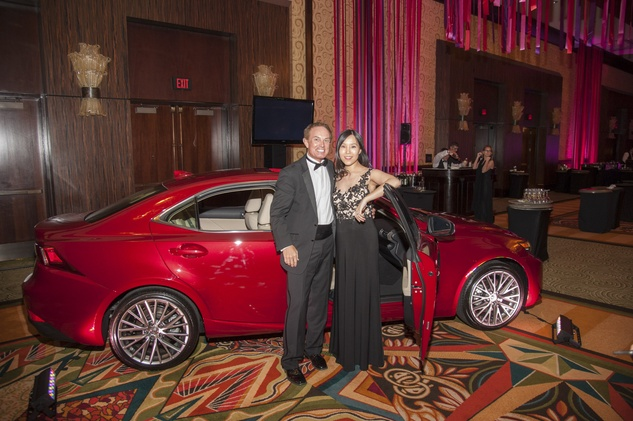 19 Dr. John and Kathryn Higgins at Heart Ball February 2015