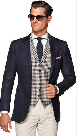 Suitsupply vest