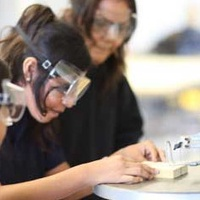 Austin Photo Set: News_Shelley Seale_Ann Richards School_Nov 2011_science