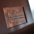 Killen's Steakhouse, plaque, sign