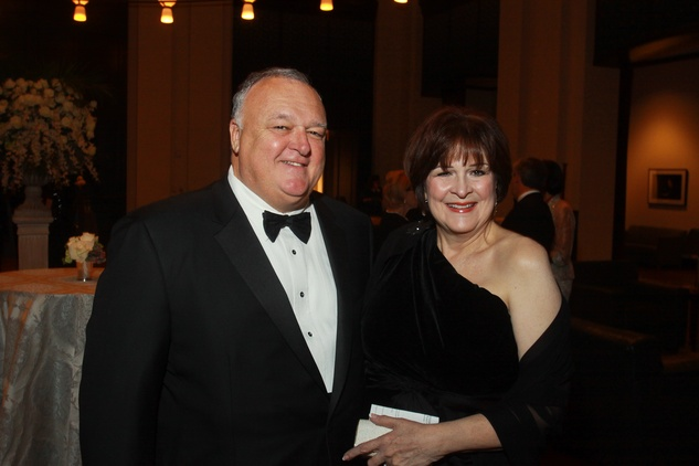 59 Bucky and Cynthia Allshouse at the Baker Institute 20th Anniversary Gala November 2013