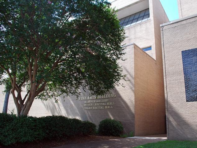 News_University of Houston_Fine Arts Building_Blaffer Gallery