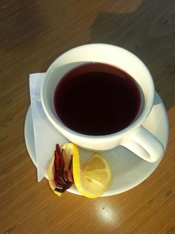 hot toddies hot toddy El Gran Malo hibiscus hot toddy October 2013