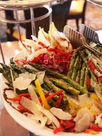 Quattro Thanksgiving veggies November 2013