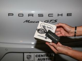 Tastemakers Tiff's Treats Porsche Central Austin