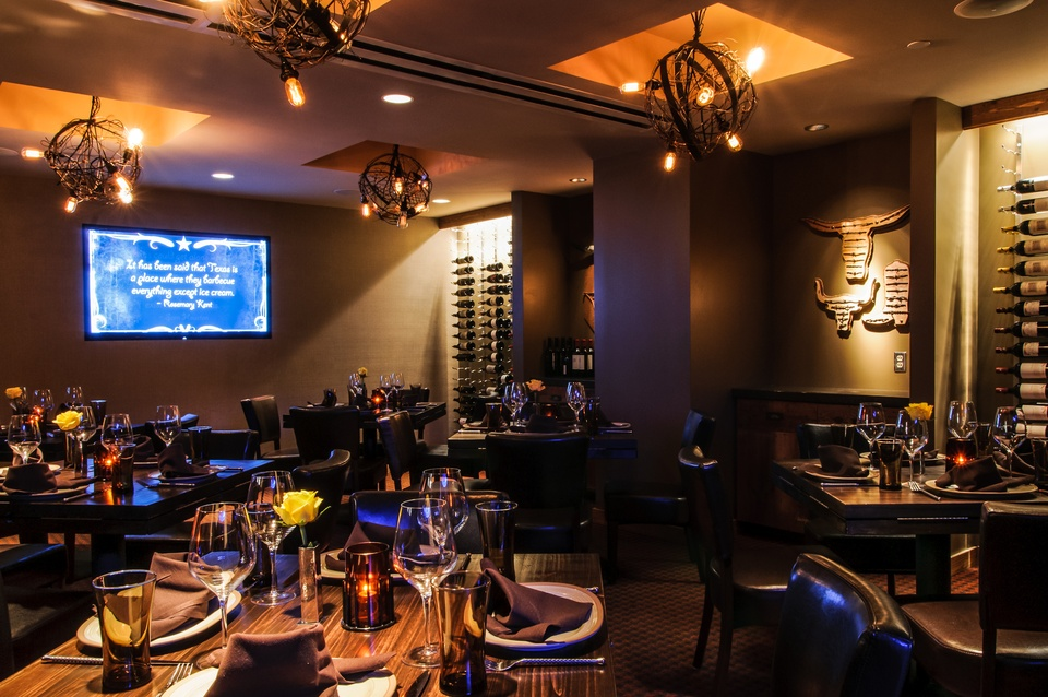 Dallas restaurants with private dining rooms