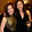 10 Laina Miller, left, and Naomi Levy at the Seven Acres Gala February 2014