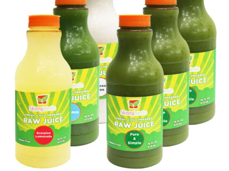 Skinny Limits juice cleanse