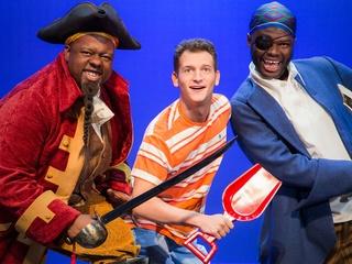 Main Street Theater presents <i>How I Became a Pirate</i>