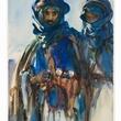 MFAH John Singer Sargent March 2014 Bedouins
