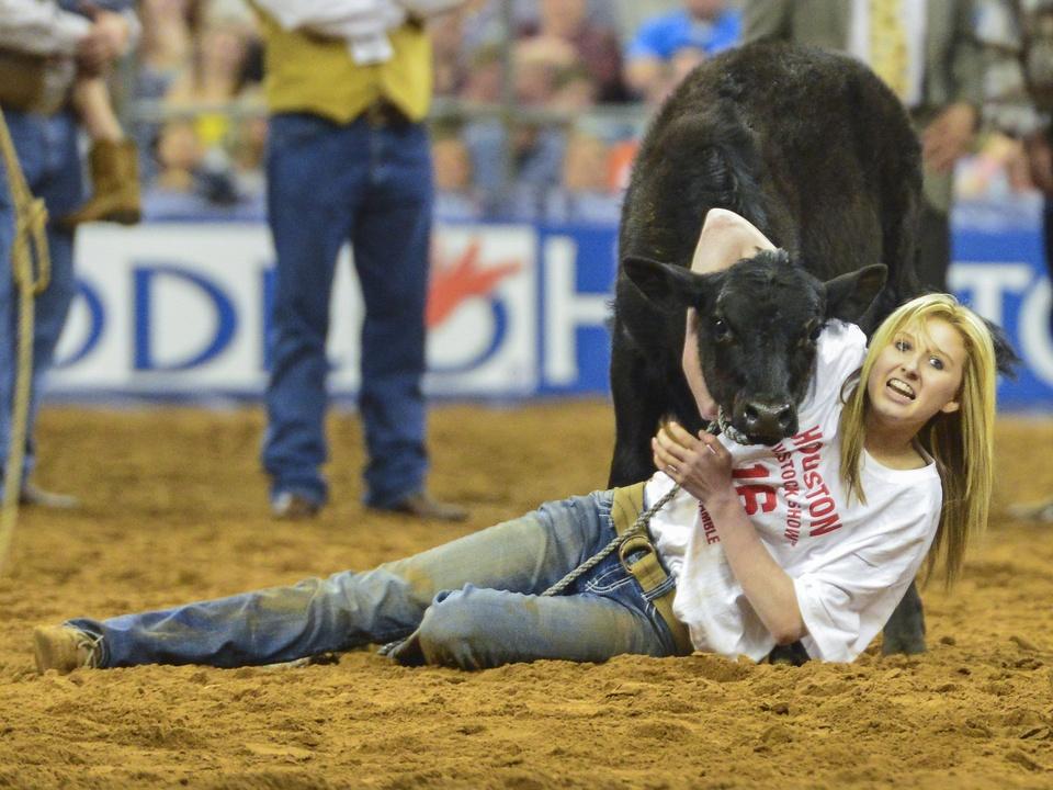 15 RodeoHouston Rodeo champions March 2014 Kolby Lane