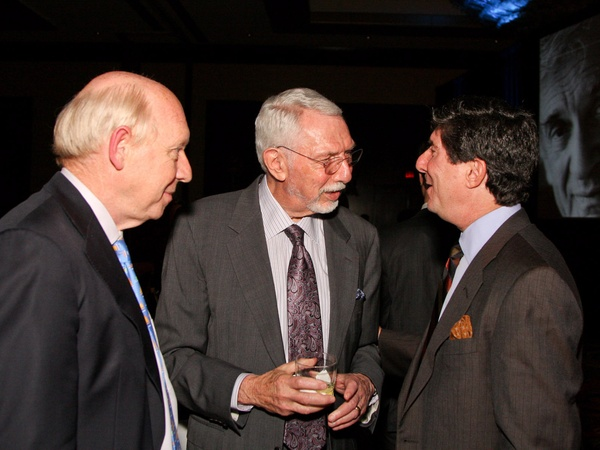 News_Holocaust Museum dinner_May 2012_Bill White_Melvyn Wolff_Brian Becker