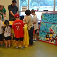 LEGOLAND® Discovery Center Dallas/Fort Worth presents Building Massive LEGO Mosaic