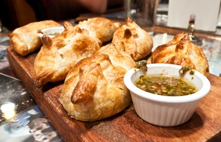 Austin Photo: Places_Food_Buenos Aires Cafe_Empanadas