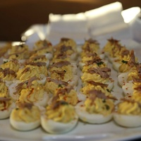 Taste of the Heights Deviled Eggs